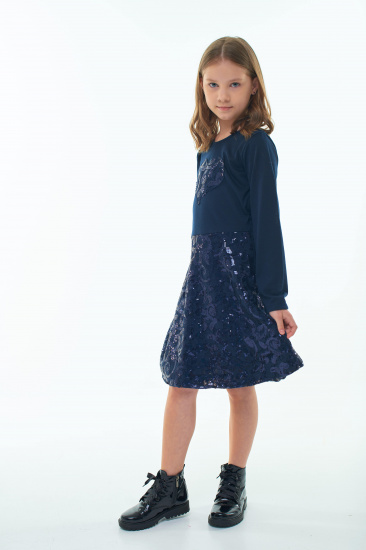 Сукня YUMSTER модель YH.22.30.001 — фото 4 - INTERTOP