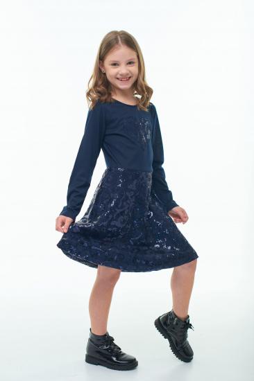 Сукня YUMSTER модель YH.22.30.001 — фото 6 - INTERTOP