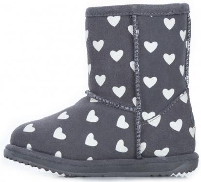 Чоботи  для дітей EMU K11829-charcoal модне взуття, 2017