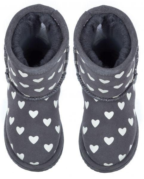 Чоботи  для дітей EMU K11829-charcoal брендове взуття, 2017