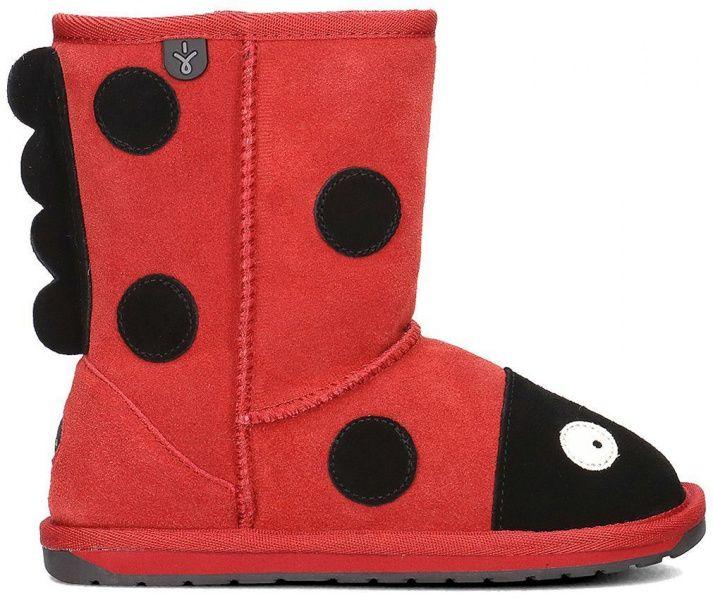 Купить Сапоги для детей EMU чоботи дит.дів (8-12) YJ30, Красный