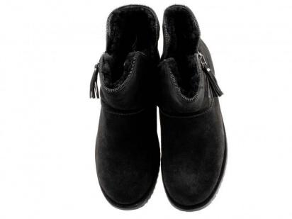 Ботинки женские EMU Deepwater Mini W11251-black фото, купить, 2017