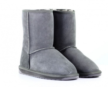 Ботинки женские EMU Stinger Lo W10002-gray размеры обуви, 2017