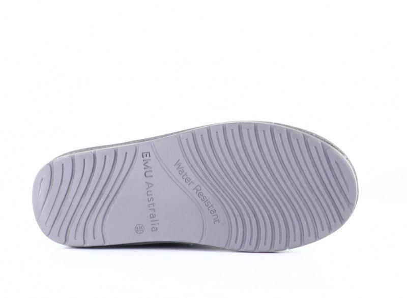 Ботинки женские EMU Stinger Lo W10002-gray смотреть, 2017
