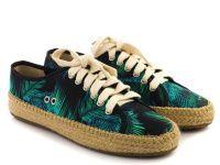 Зеленые женские Туфли , 2017