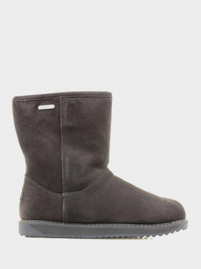 Ботинки женские EMU W11590-charcoal размеры обуви, 2017