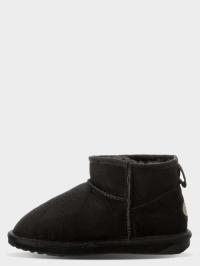 Ботинки женские EMU W10937-black размерная сетка обуви, 2017