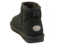 Ботинки женские EMU W10937-black размеры обуви, 2017