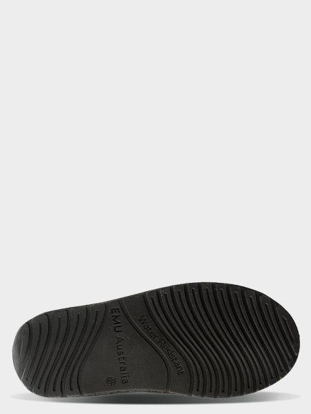 Ботинки женские EMU W10937-black купить в Интертоп, 2017