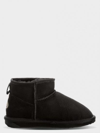 Ботинки женские EMU W10937-black брендовые, 2017