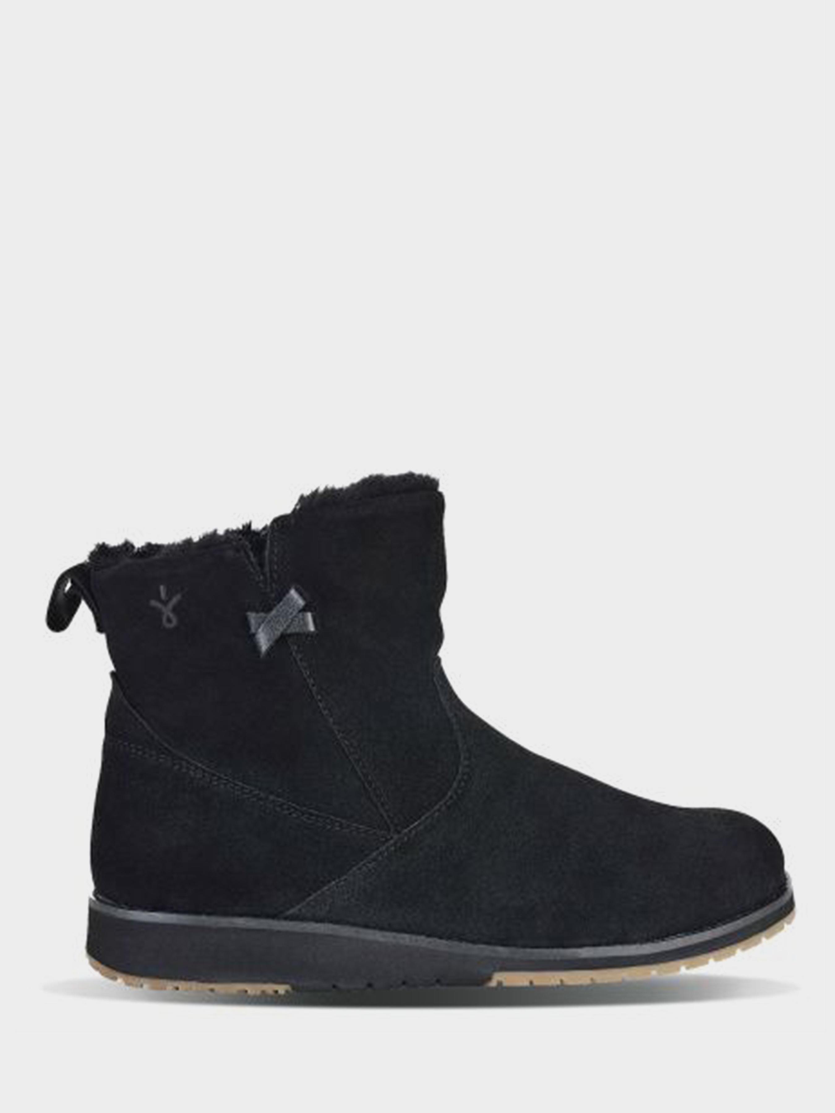 Ботинки женские EMU W11026-black брендовые, 2017