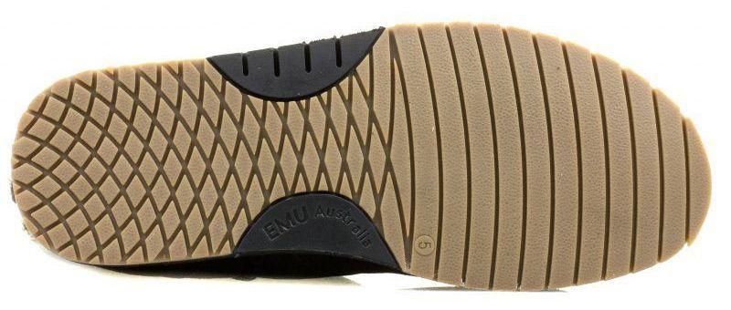 Черевики  жіночі EMU W11361-black W11361-black ціна взуття, 2017