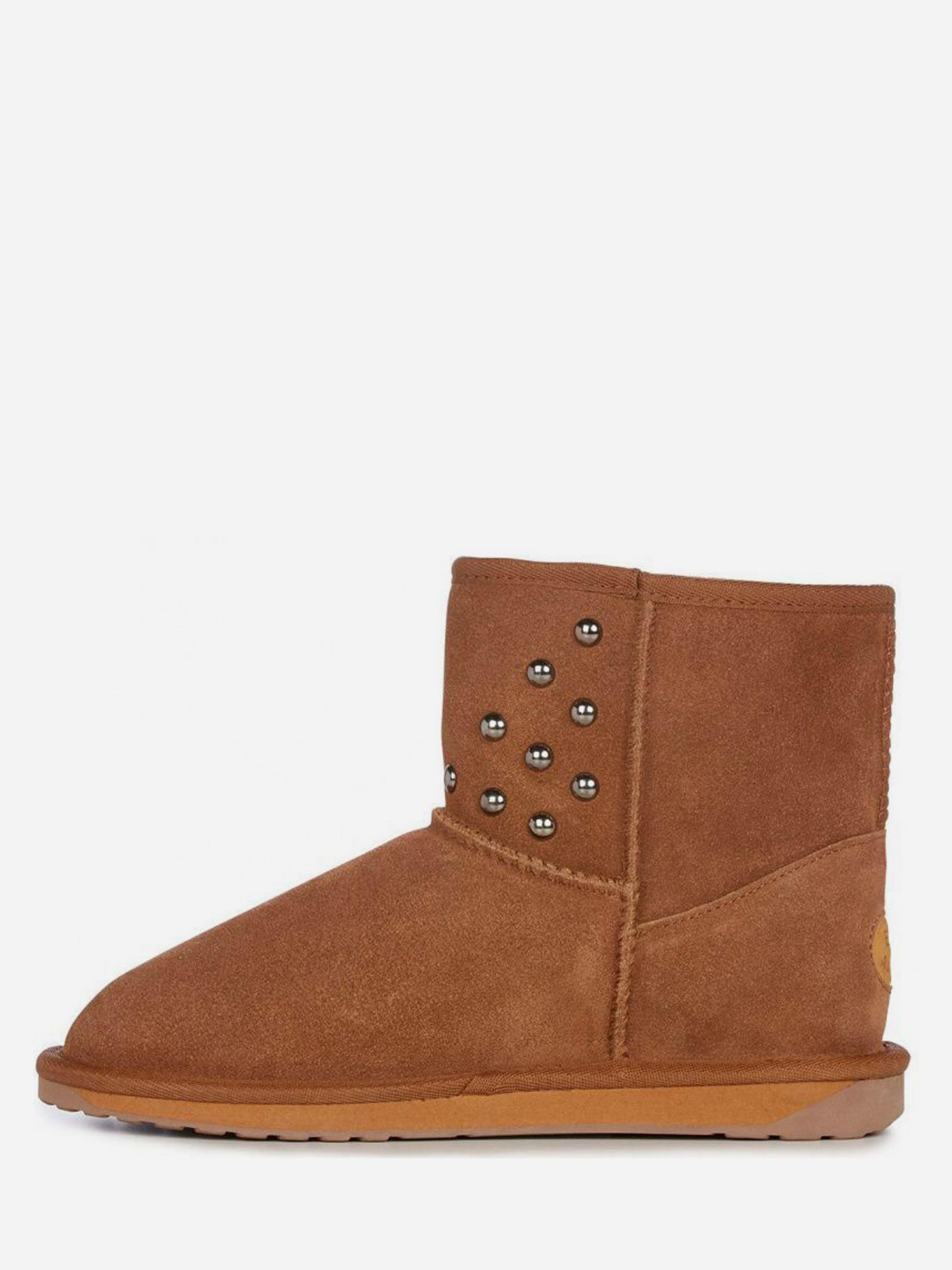 Черевики  жіночі EMU черевики жін. (5-10) W11885-chestnut продаж, 2017