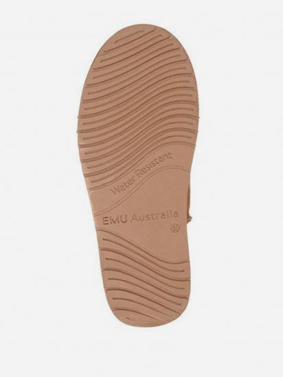 Черевики  жіночі EMU черевики жін. (5-10) W11885-chestnut розмірна сітка взуття, 2017