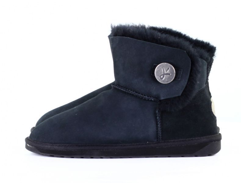 Ботинки женские EMU Denman Mini W11255-black в Украине, 2017