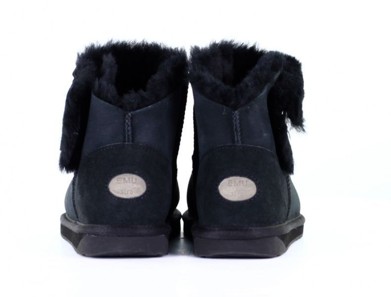 Ботинки женские EMU Denman Mini W11255-black смотреть, 2017