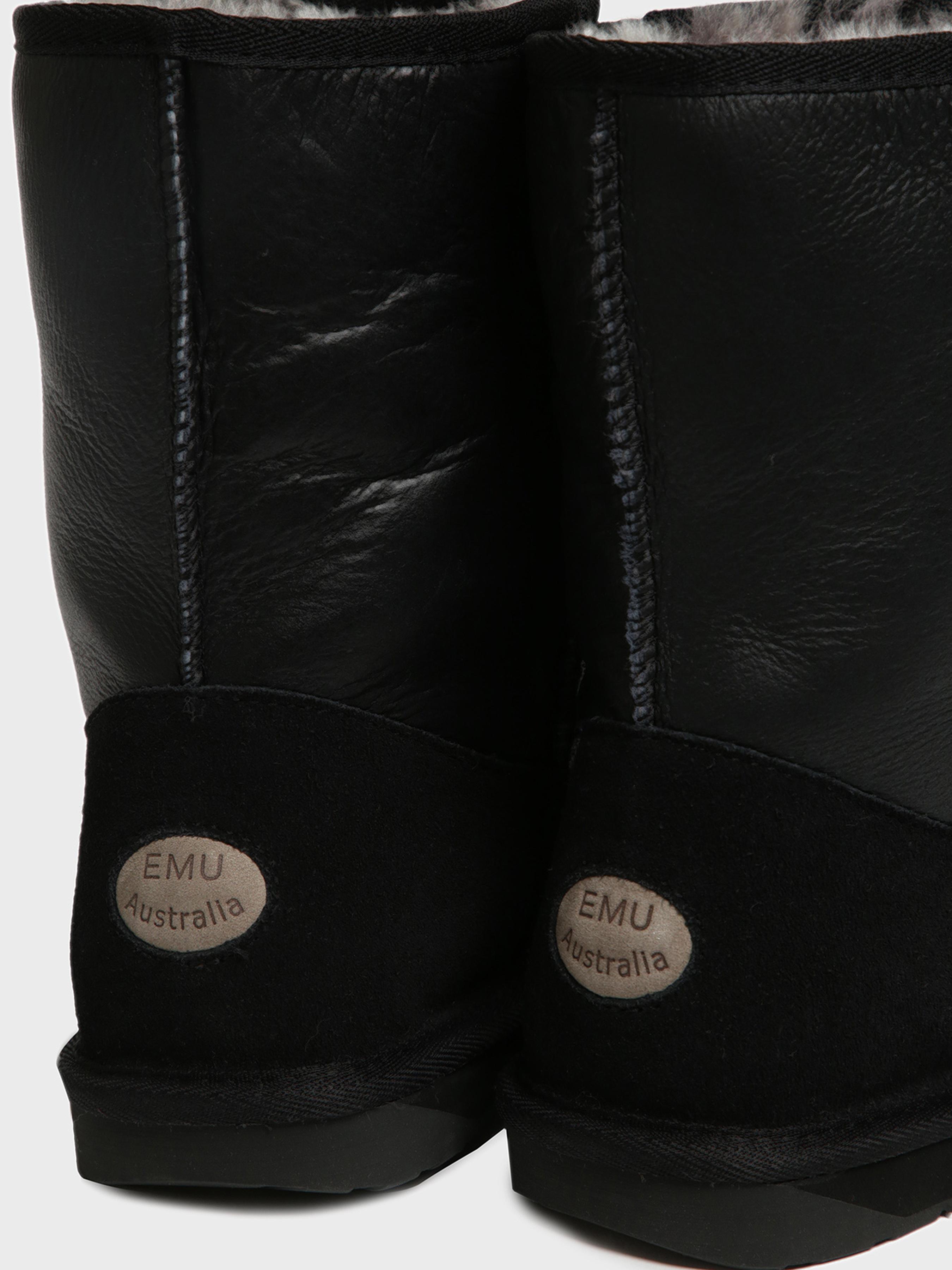 Ботинки женские EMU YK63 , 2017