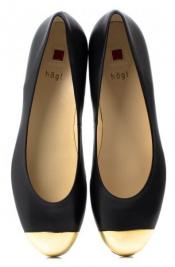 Балетки  жіночі Hogl 1-101070(0100) купити взуття, 2017