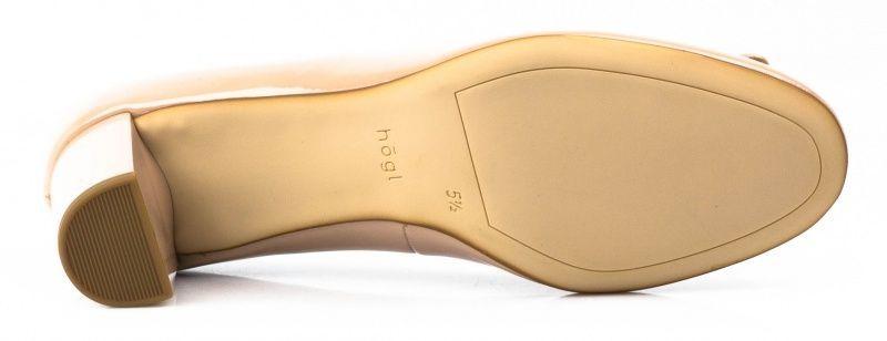 Туфли для женщин Hogl YN3683 размеры обуви, 2017