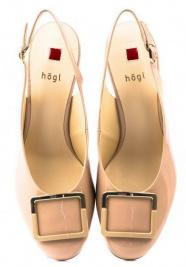Босоніжки  жіночі Hogl 1-105144(1800) розміри взуття, 2017