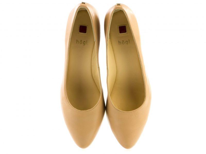Туфли женские Hogl YN3771 купить онлайн, 2017