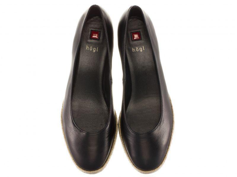Туфли женские Hogl YN3773 цена обуви, 2017