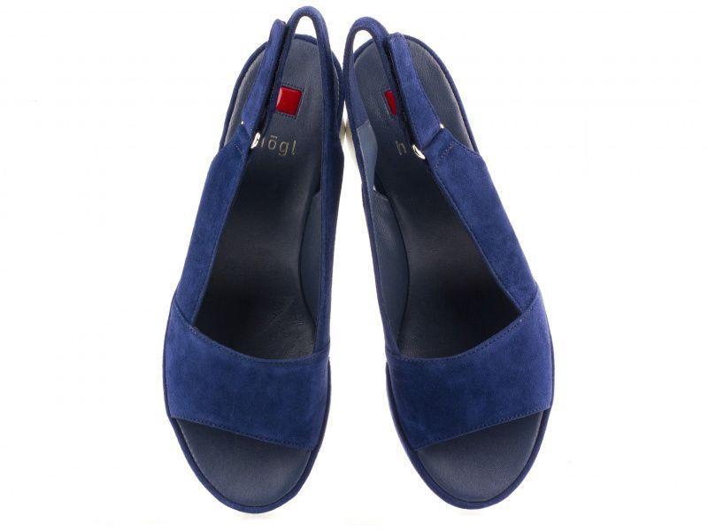 Босоножки для женщин Hogl YN3776 размеры обуви, 2017