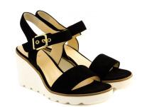 Босоножки для женщин Hogl 3-106222(0100) купить обувь, 2017