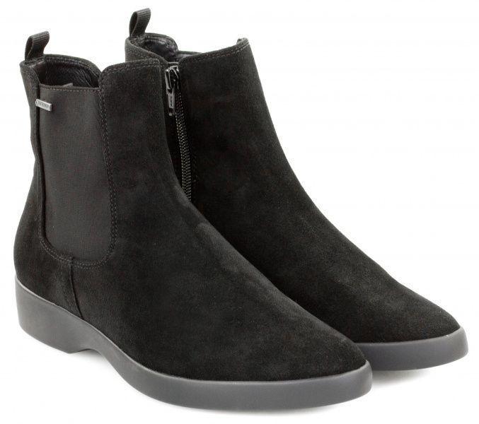 Ботинки для женщин Hogl YN3804 примерка, 2017