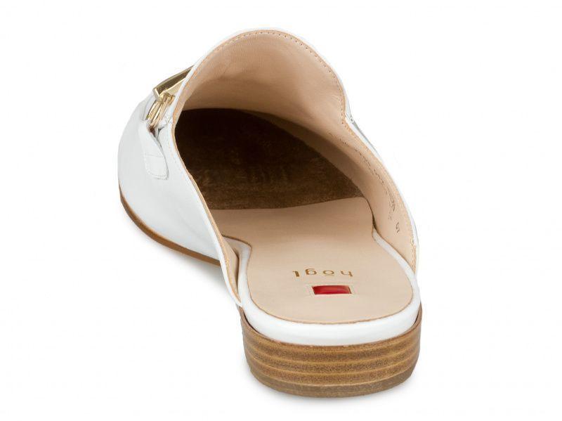 Шлёпанцы для женщин Hogl YN3835 размерная сетка обуви, 2017