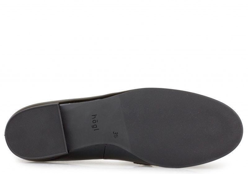 Туфли для женщин Hogl YN3856 примерка, 2017