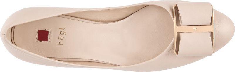 Туфли для женщин Hogl YN3860 примерка, 2017