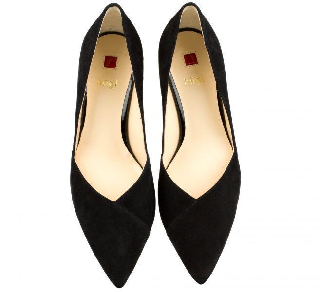 Туфли для женщин Hogl 5-104522-0100 , 2017