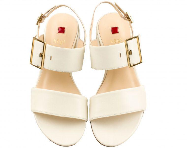 Сандалии для женщин Hogl 5-101140-1400 размеры обуви, 2017