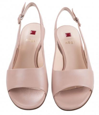 Босоніжки  жіночі Hogl JOY 7-102110-1800 купити взуття, 2017