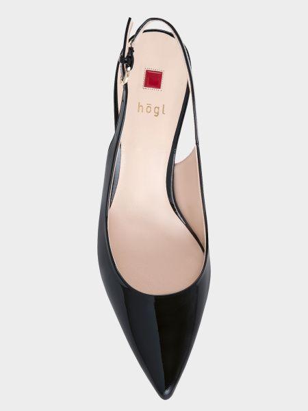 Туфли для женщин Hogl HAMPTON YN3913 модная обувь, 2017