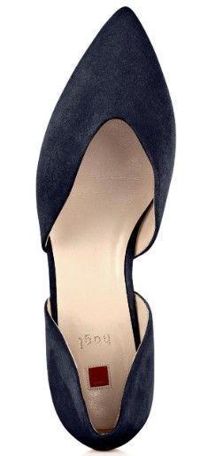 Туфли женские Hogl TENDERLY YN3926 модная обувь, 2017
