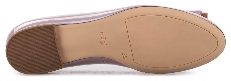 Туфли для женщин Hogl HARMONY YN3928 модная обувь, 2017