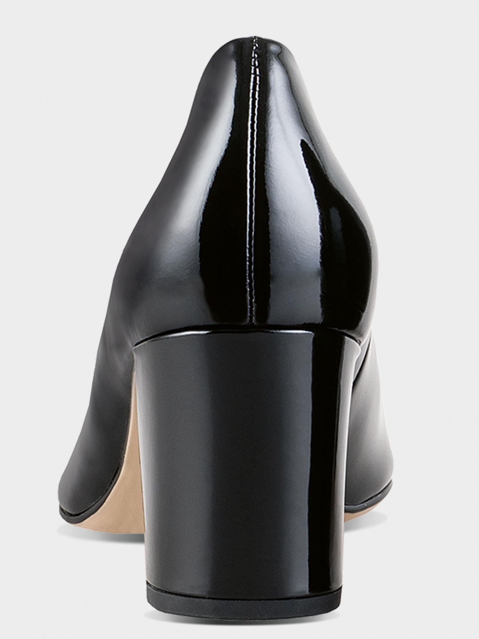 Туфлі  жіночі Hogl STUDIO 50 8-125004-0100 замовити, 2017