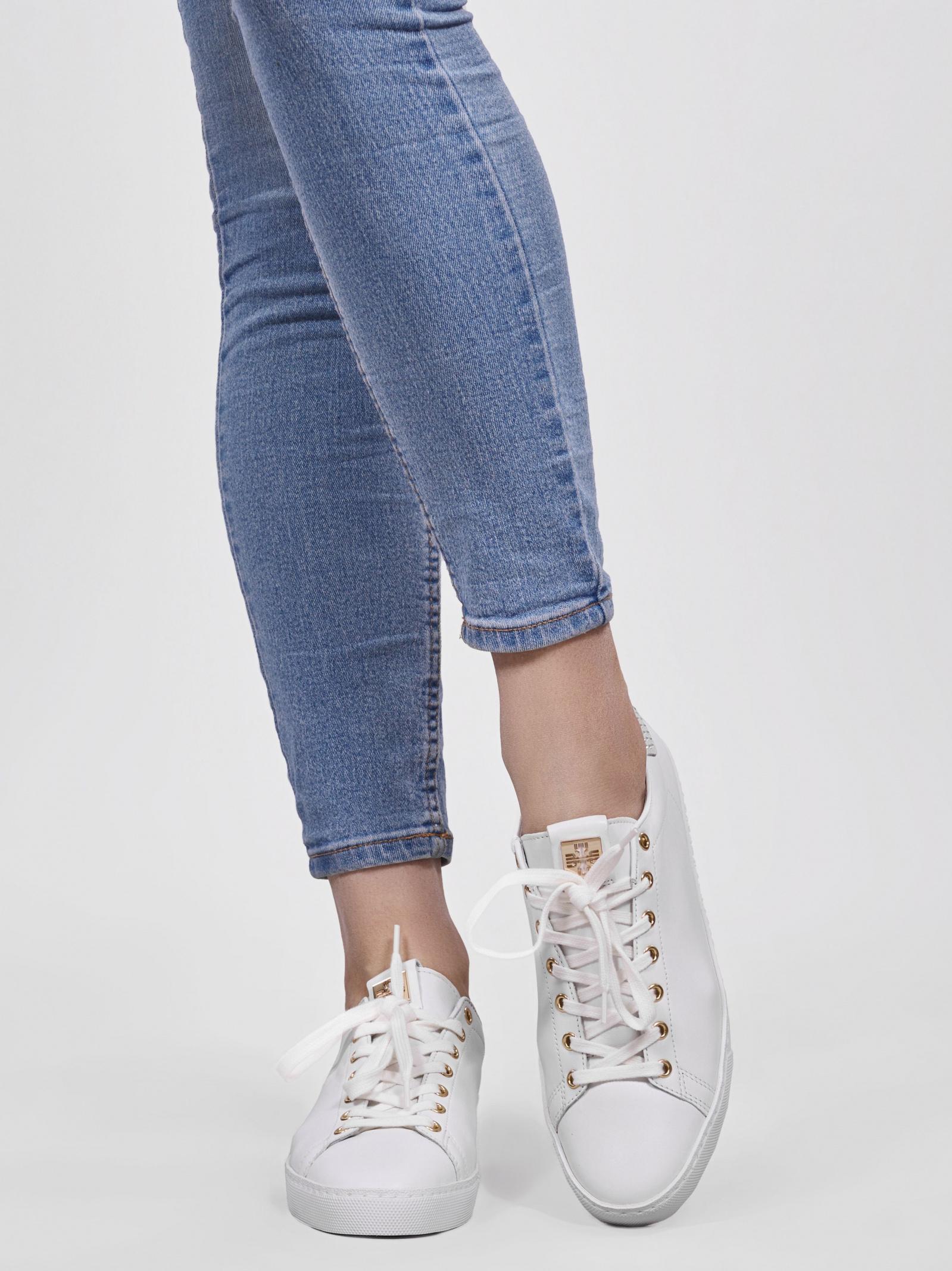 Кеды для женщин Hogl GLAMMY YN3983 модная обувь, 2017