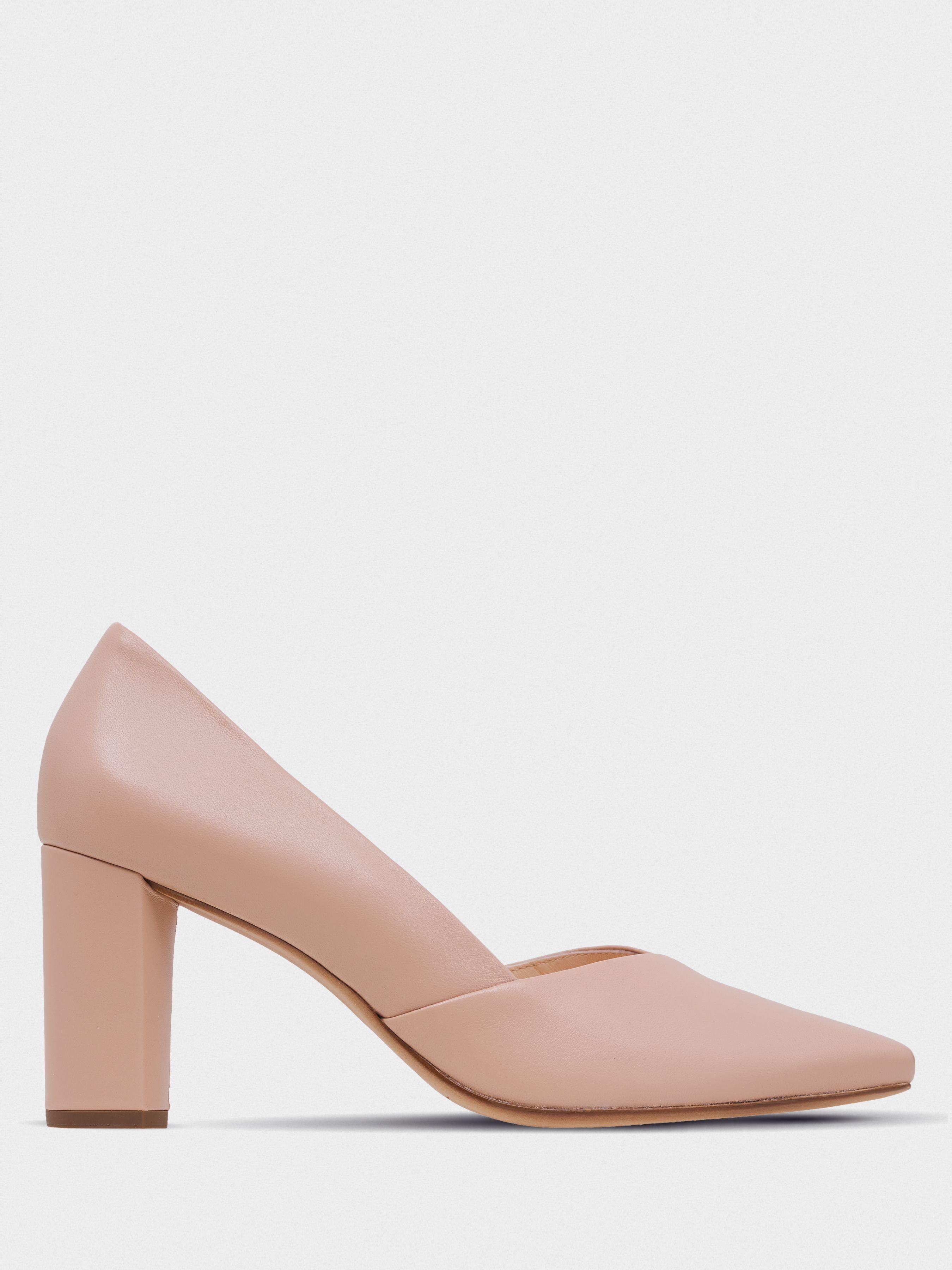 Купить Туфли женские Hogl YN4024, Бежевый