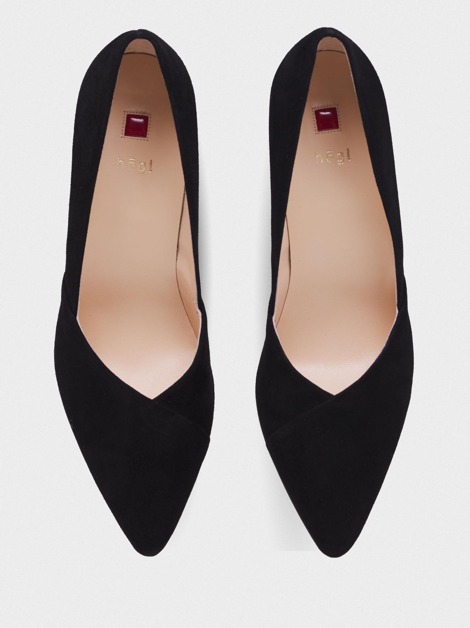 Туфлі  для жінок Hogl 9-107502-0100 , 2017