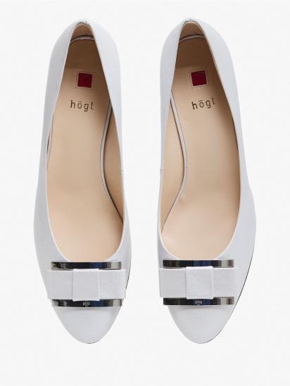 Туфлі Hogl модель 9-104085-6700 — фото 4 - INTERTOP