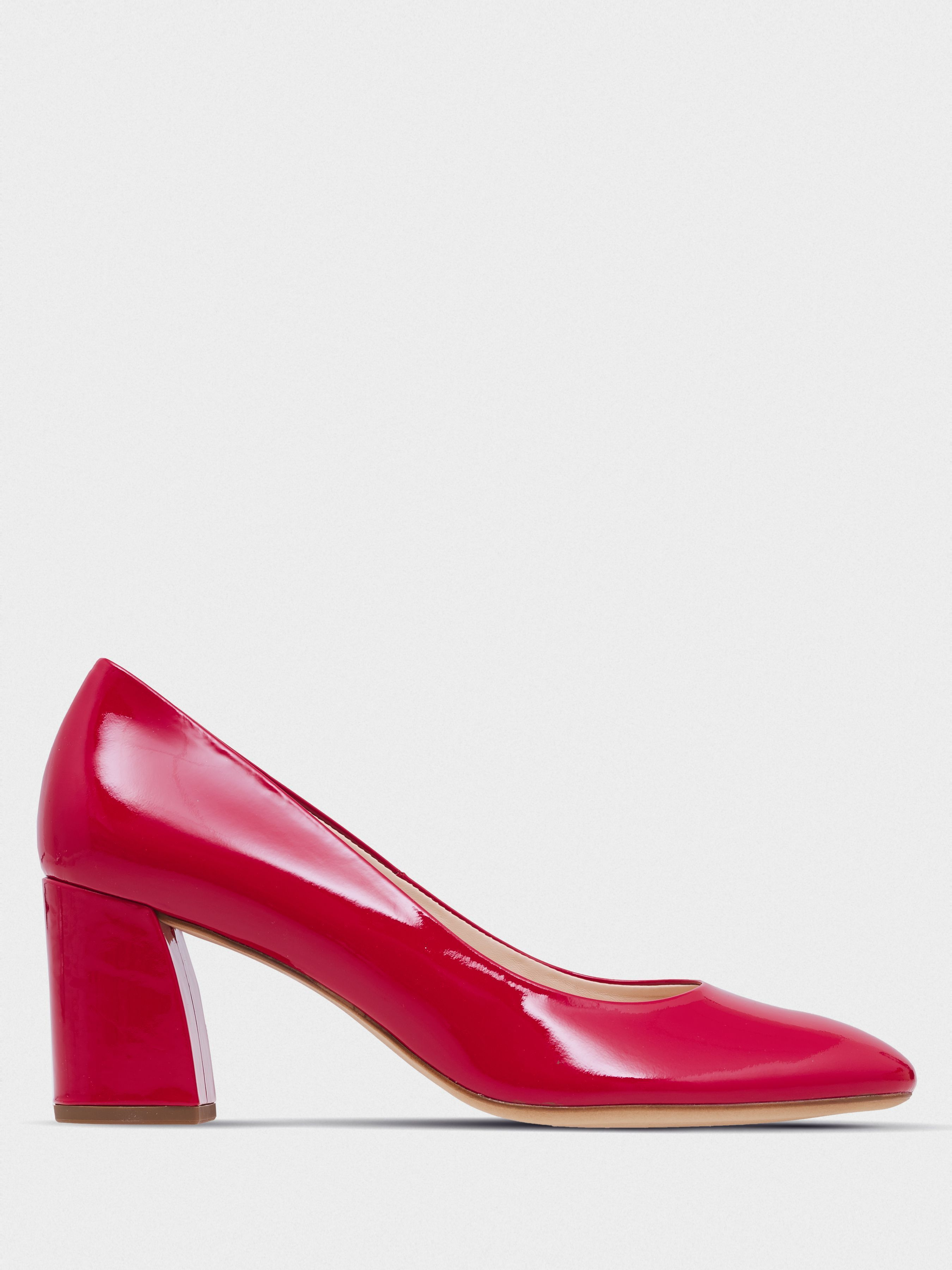 Купить Туфли женские Hogl STUDIO 50 YN4027, Красный