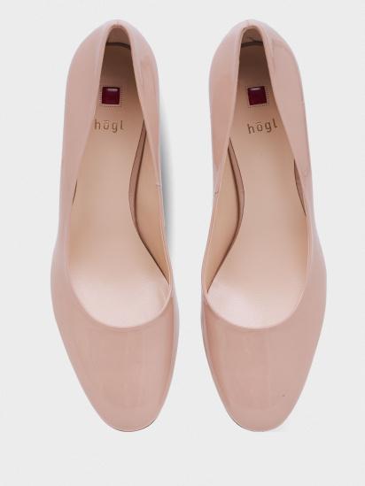 Туфли для женщин Hogl STUDIO 50 YN4028 брендовая обувь, 2017