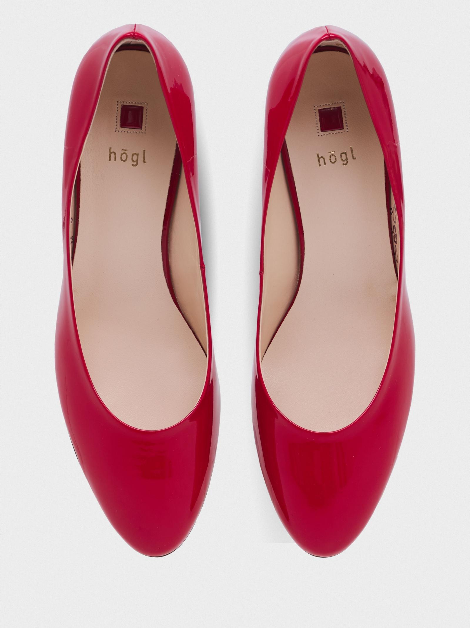 Туфли для женщин Hogl STUDIO 40 YN4031 брендовая обувь, 2017