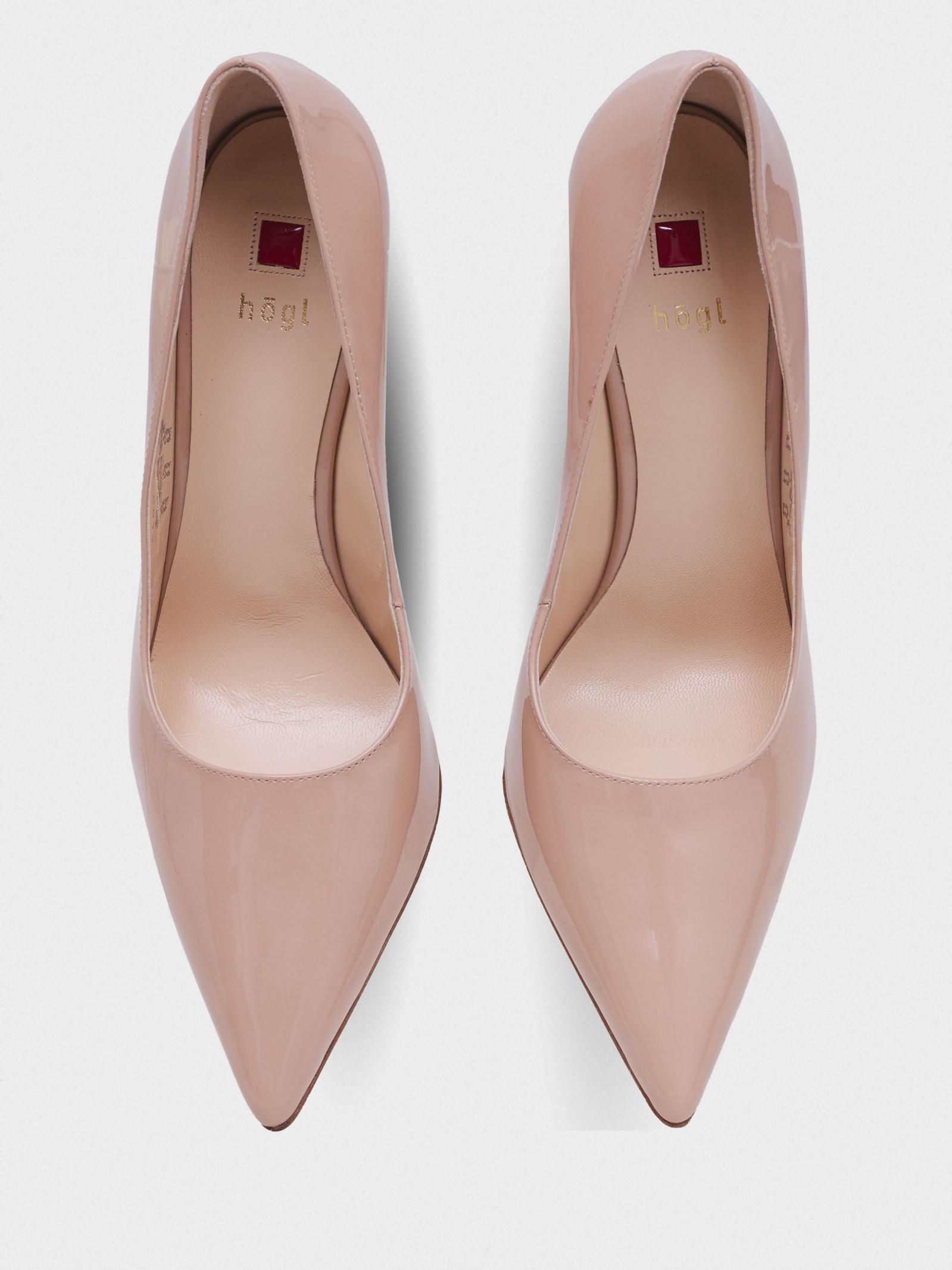 Туфли женские Hogl BOULEVARD 60 YN4033 брендовая обувь, 2017