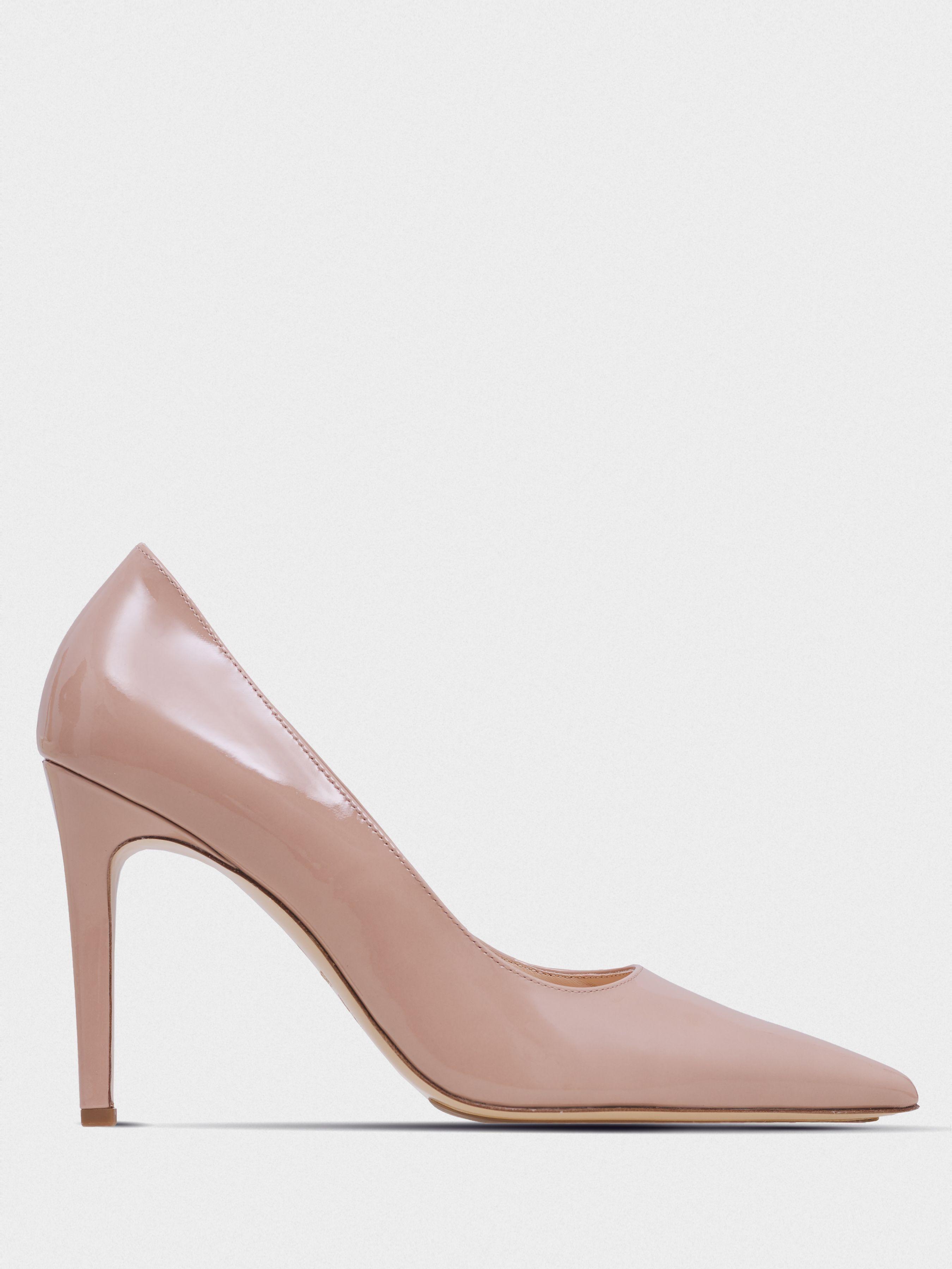 Купить Туфли женские Hogl BOULEVARD 60 YN4033, Бежевый
