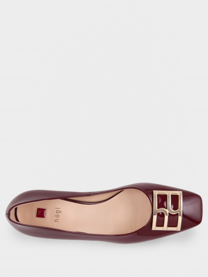 Туфлі Hogl модель 0-104024-4500 — фото 3 - INTERTOP