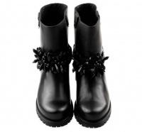 Сапоги для женщин Cult CLE102670-black купить обувь, 2017